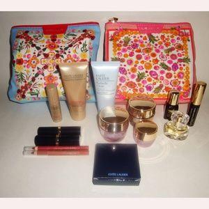 Other - Estee Lauder delux/travel size skincare & makeup